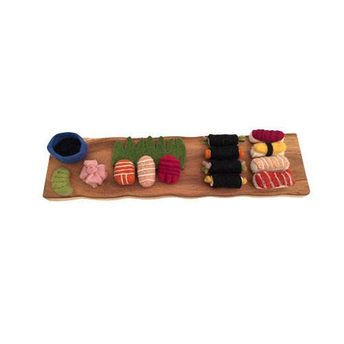 Bento Box Felt Play-Set