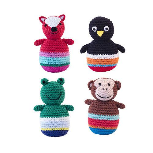 Crochet Tumbler Animals
