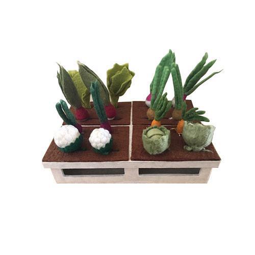 Grow-a-Garden Felt Set