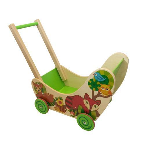 Woodland Wildlife Play Cart