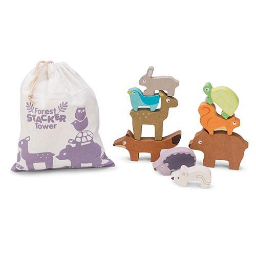 Forest Stacker Tower and Bag