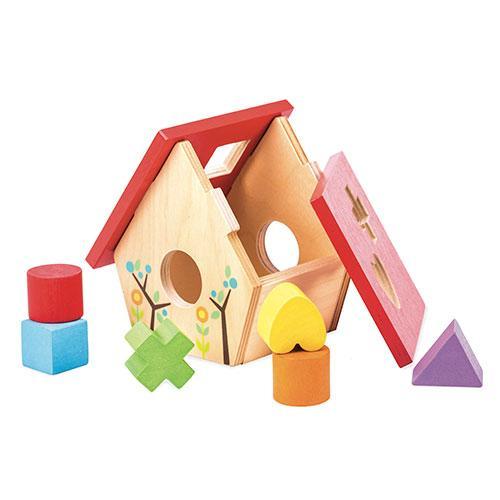 My Little Bird House Shape Sorter