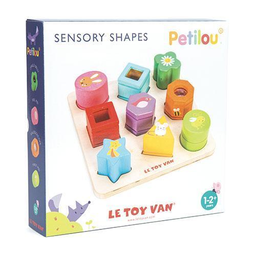 Petilou Sensory Shapes