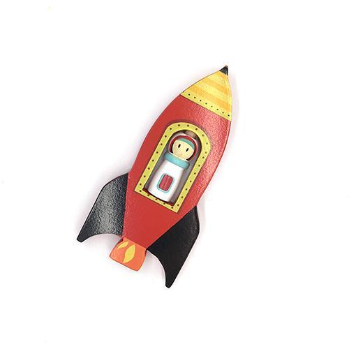 Space Rocket Spinner